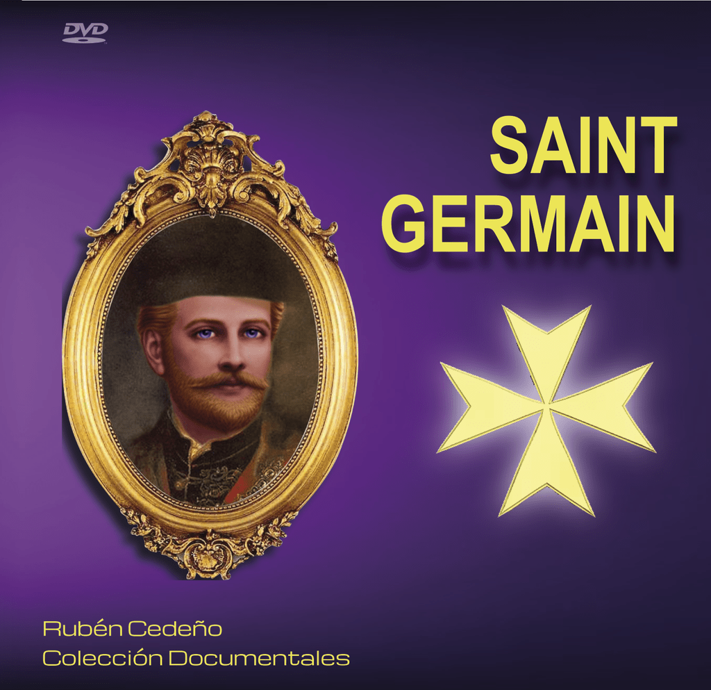 DVD Saint Germain - Documental   Rubén Cedeño