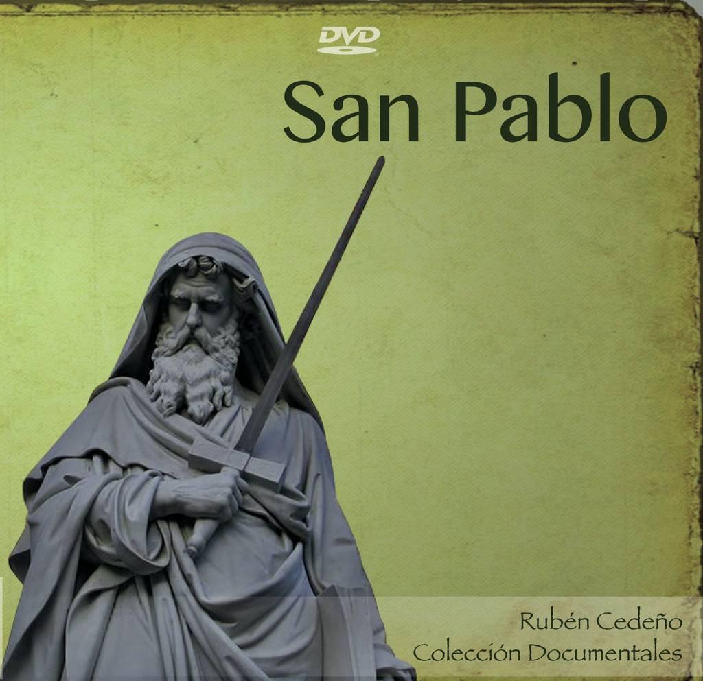 DVD  San Pablo - Documental   Rubén Cedeño