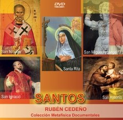 DVD Santos - Documental | Rubén Cedeño