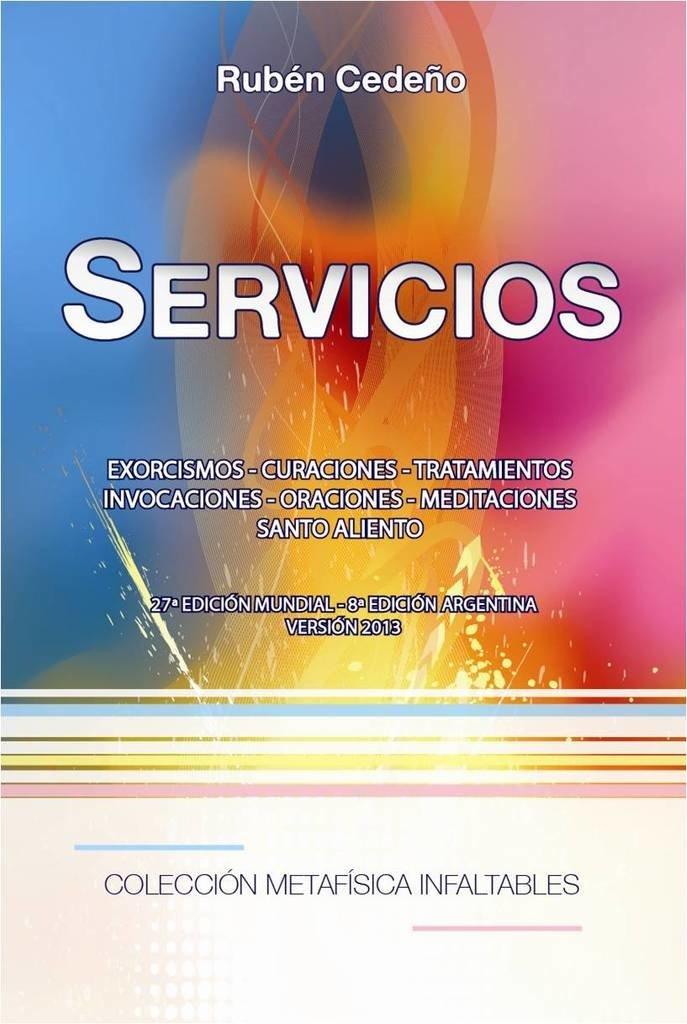 Libro Servicios Rubén Cedeño