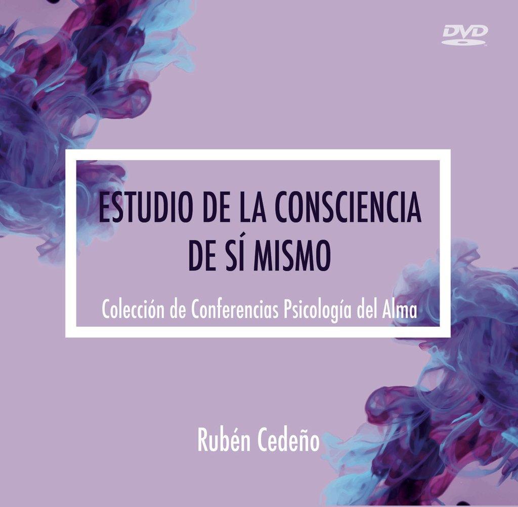 DVD Estudio de la Consciencia de Sí Mismo - Conferencia | Rubén Cedeño