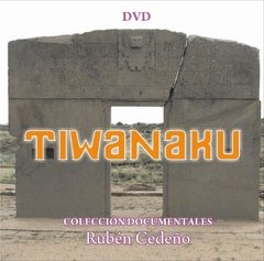 DVD Tiwanacu - Documental | Rubén Cedeño