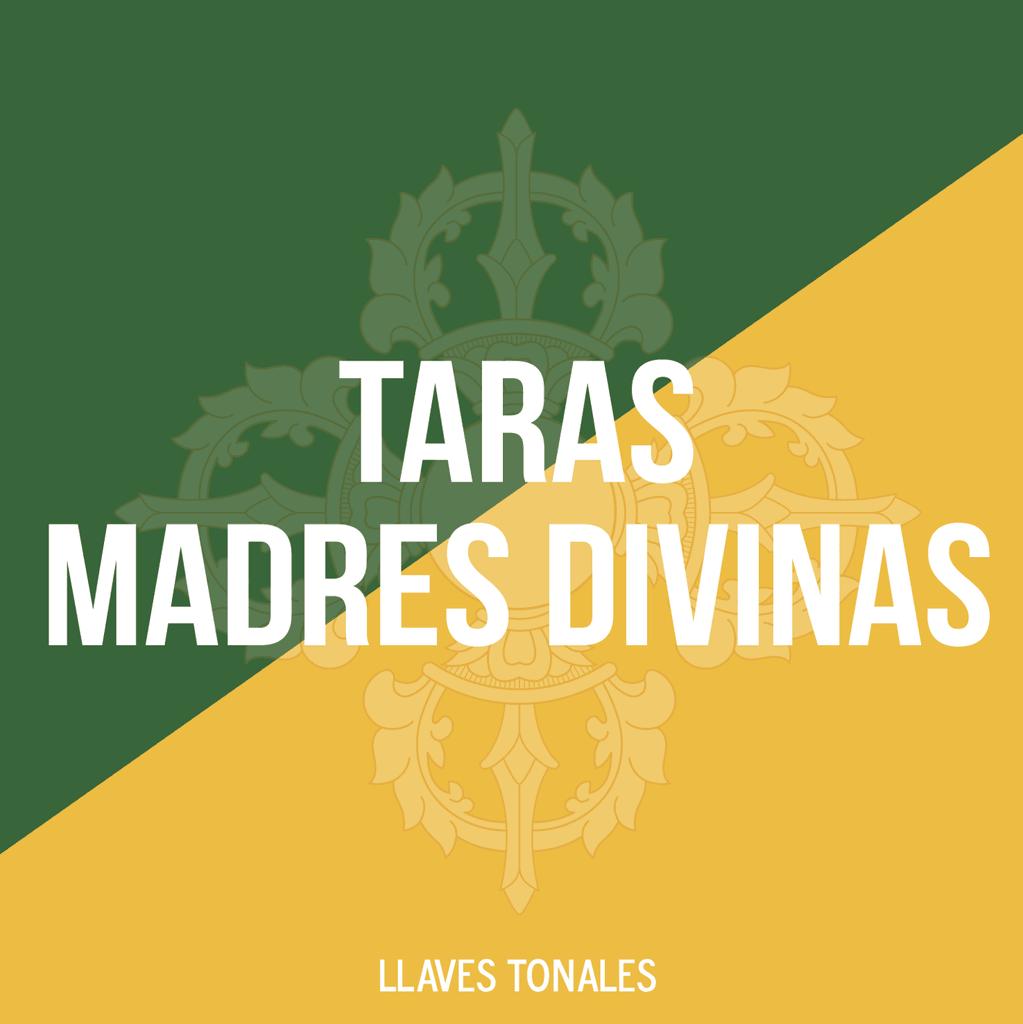 CD Llaves Tonales Taras - Madres Divinas