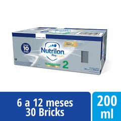 Nutrilon Profutura (2) Leche Líquida - 30 Bricks X 200ml