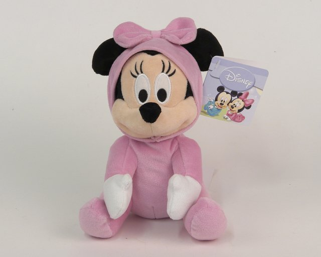 Baby Minnie Mouse Peluche Disney Original