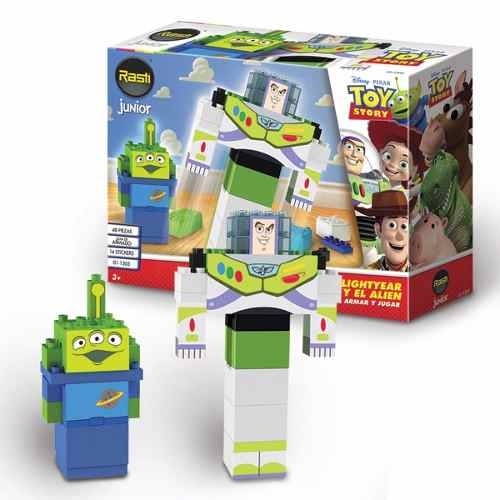 Rasti Junior Disney Toy Story Buzz + Alien 50 Piezas