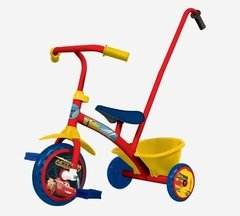 Triciclo Little Cars  - Licencia Original