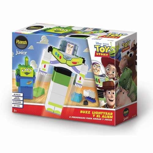 Rasti Junior Disney Toy Story Buzz + Alien 50 Piezas en internet