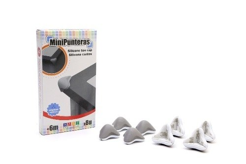 Mini Punteras De Silicona - Baby Innovation