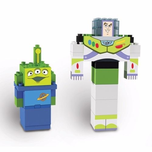 Rasti Junior Disney Toy Story Buzz + Alien 50 Piezas - comprar online