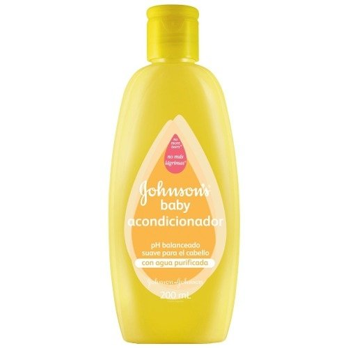 Acondicionador Clásico Ph Balanceado X200 Ml Johnson's Baby