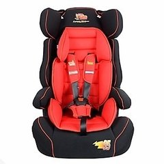 Butaca Booster Para Auto 9 A 36 Kg Cars Minnie Disney