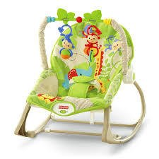 Silla mecedora rainforest friends Fisher Price
