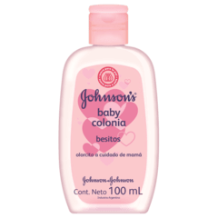 Colonia Besitos X200 Ml Johnson's Baby - comprar online