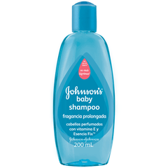 JOHNSON'S BABY SHAMPOO FRAGANCIA PROLONGADA