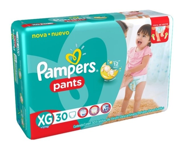Hiperpacks Pañales Pampers Pants Bombachitas Descartables en internet
