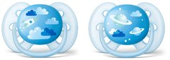 Avent Chupete Ultra Soft 6-18 Meses X 2 Unidades - comprar online