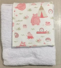 Toallon Con Capucha XL 1,15 X 0,80 Bebe-niño Baby Collection - tienda online