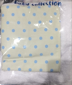 Toallon Con Capucha XL 1,15 X 0,80 Bebe-niño Baby Collection