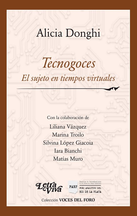 Tecnogoces | ALICIA DONGHI