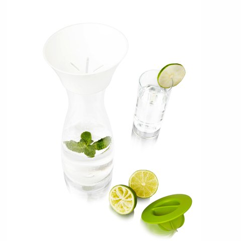 Jarra irrompible con Exprimidor - Citrus Carafe & Press Tomorrow Kitchen - comprar online