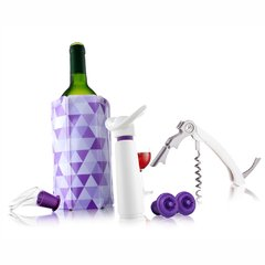 Set completo para Vino - Wine Essentials Vacu vin en internet