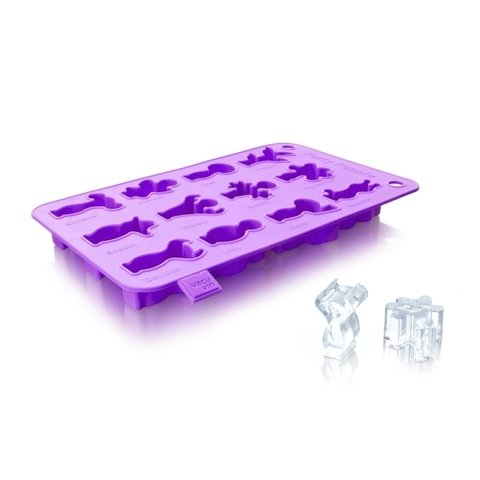 Cubetera / Molde para horno de Silicona - Ice Cube + Baking Tray Tomorrow Kitchen