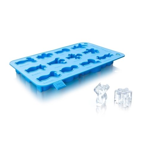 Cubetera / Molde para horno de Silicona - Ice Cube + Baking Tray Tomorrow Kitchen en internet