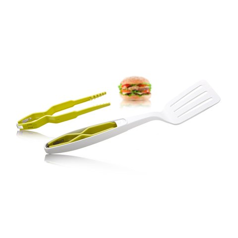 Espátula + Pinza - Turner & Tongs Tomorrow Kitchen - comprar online
