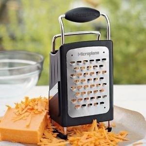 Rallador cuatro caras-Four Sided Box Grater Microplane