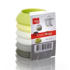 Anillos apoyafuentes - Trivet Rings Tomorrow Kitchen - comprar online