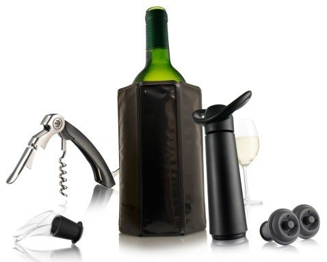 Set completo para Vino - Wine Essentials Vacu vin