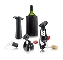 Set Completo para Vino -Wine Set Experienced VacuVin