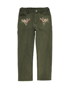 4221044	PANTALON BORDADO GIRLS