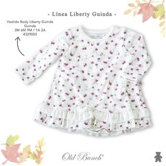 4329003	VESTIDO BODY LIBERTY GUINDA