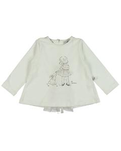 4525007 Remera Tul Little Me