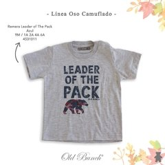 4531011 Remera leader of the pack