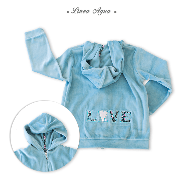 4725042	CARDIGAN PLUSH LOVE en internet