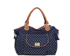 3423001 Bolso mother bunch gabardina