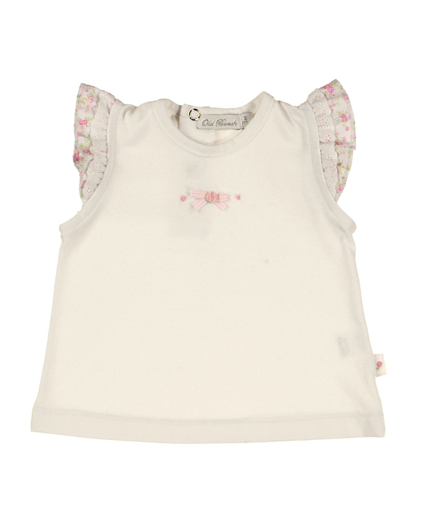 4524016 Musculosa Sweety Bordada