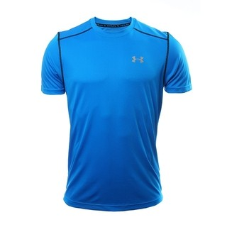Remera Under Armour Cold Run Celeste en internet