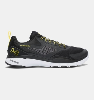 Zapatilla Running Under Armour Charged One Black
