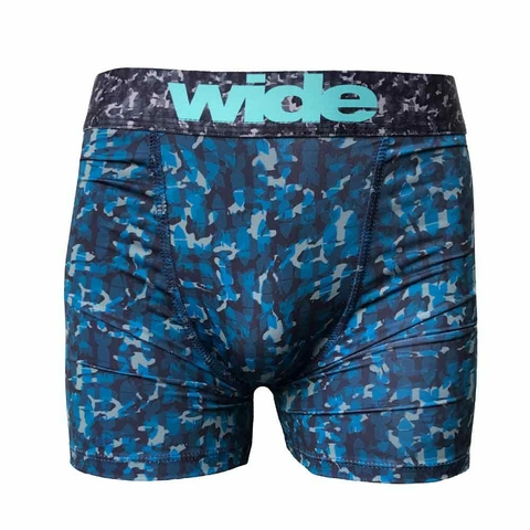 BOXER COOL WIDE JUNIOR BLUE CAMO (BCWJBC)
