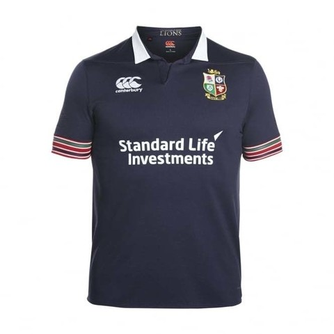 Camiseta Canterbury Training SS Pro British Lion