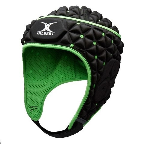 Casco Gilbert Ignite Negro y Verde en internet