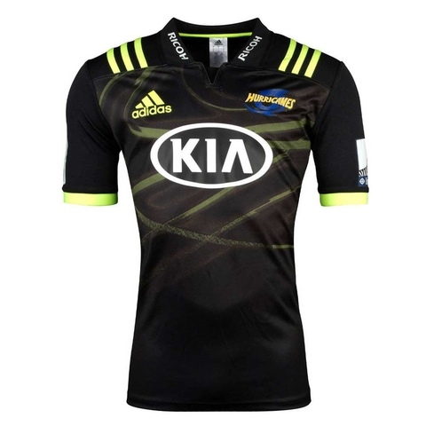 CAMISETA RUGBY ADIDAS HURRICANES ALTERNATIVA 2018 (CRAH)