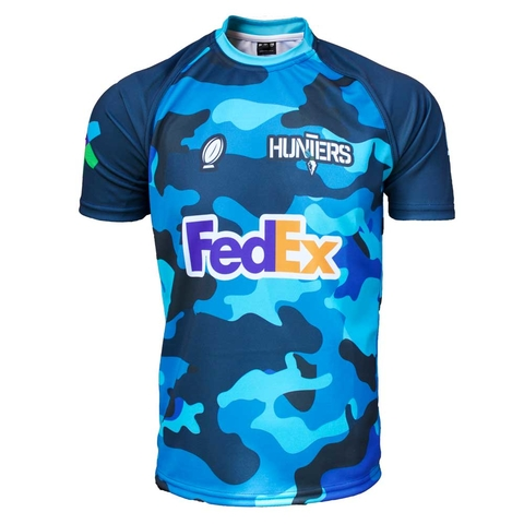 CAMISETA DE RUGBY PICTON HUNTER NIÑO 2018 (CRPHN)