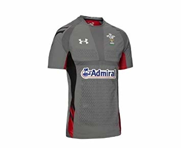 CAMISETA RUGBY UNDER ARMOUR WALLES ALTERNATIVA (CRUWA)