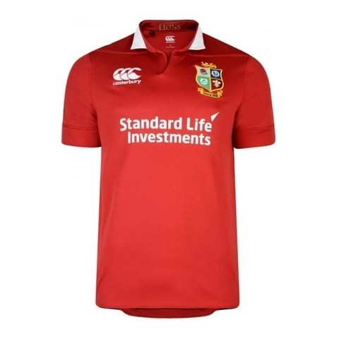 Camiseta Canterbury Day Pro British Lions