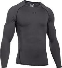 Termica Under Armour Sleeve Compression Gris - comprar online